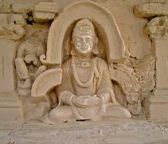 Medidating Buddha