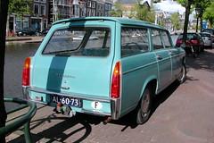 1964 Peugeot 404 Familiale (Michiel2005) Tags: auto car wagon break voiture 404 peugeot kombi stationwagon familiale