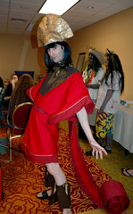 The Emperor's New Groove (celebdu) Tags: costume md 2006 baltimore masquerade emperorsnewgroove balticon balticon40 emperorkuzco
