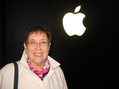 Millie at Apple