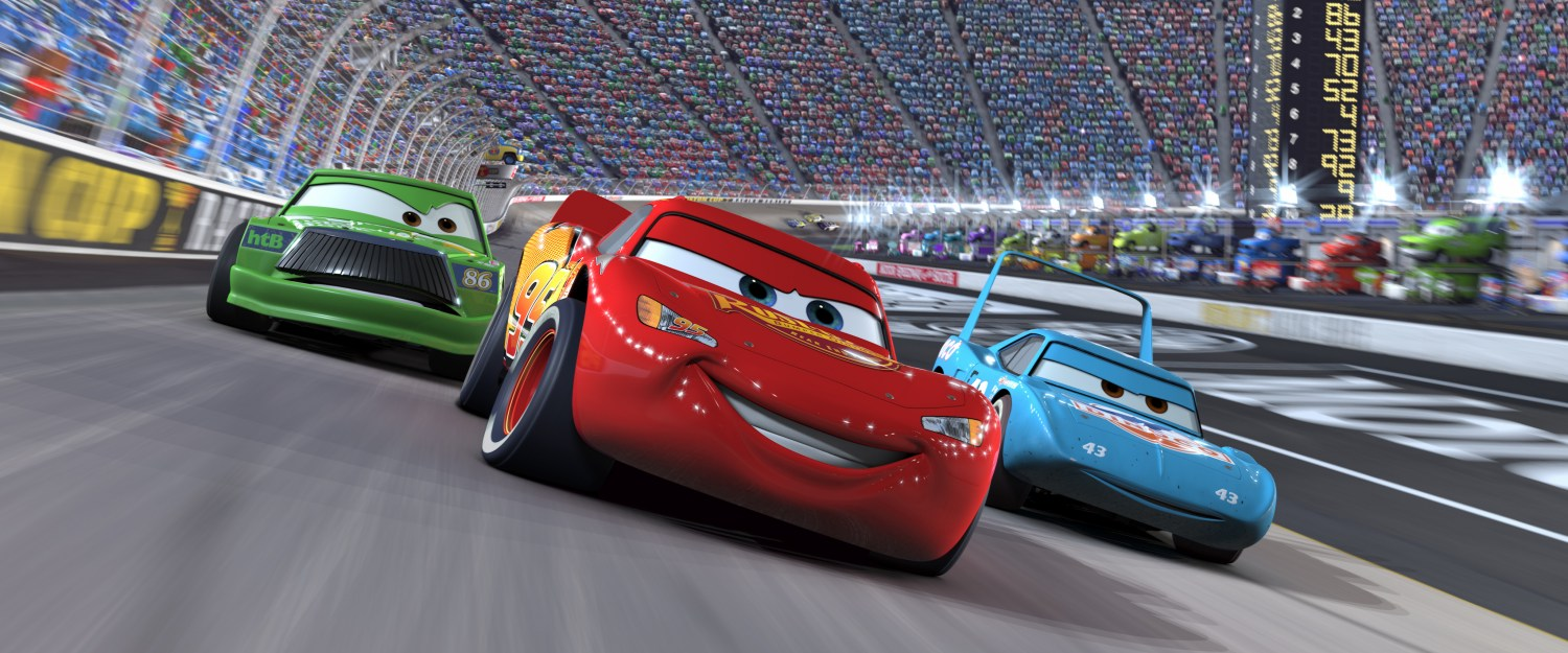 Cars - Piston Cup racing