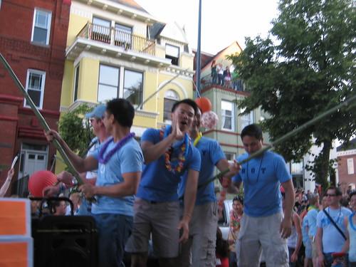 Cute Asian Twinks (jtowns) Tags: street gay circle dc washington rainbow ...