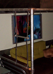 Loft Bed - Ladder Side