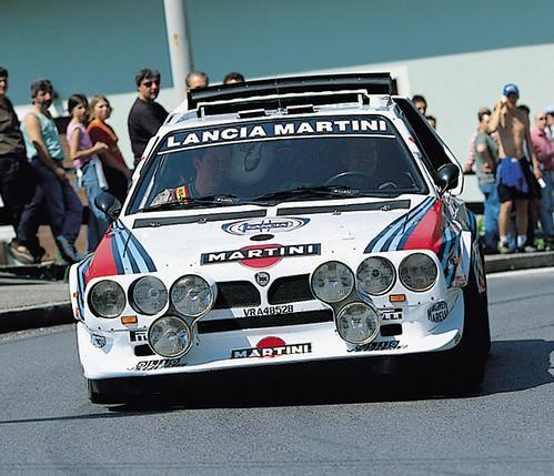 Lancia Delta S4 Val Saviore