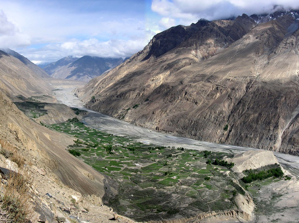 Shimshal - The Valley of the World's Best Mountain Climbers