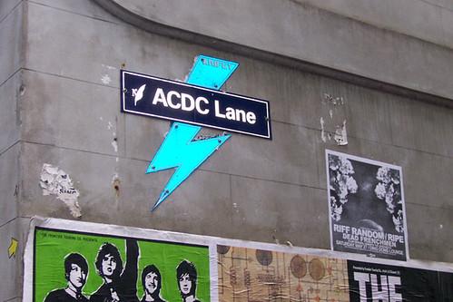 ACDC Lane!