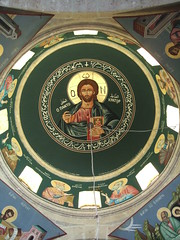 The Existing One (phool 4  XC) Tags: icons icon christian monastery syria orthodox orthodoxchristian thekla maalula pantocrator  martakla