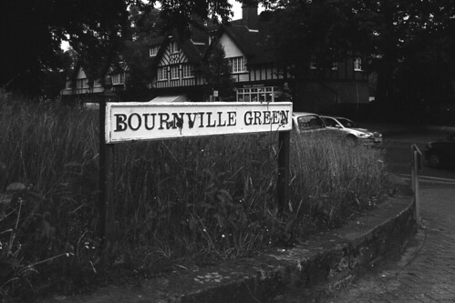 Bournville by Pete AShton at Flickr