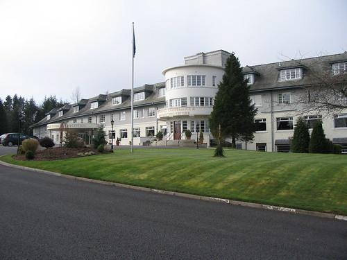 Drumossie Hotel