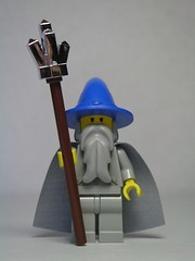 Gandalf the Grey (Dunechaser) Tags: lego lotr gandalf lordoftherings minifig minifigs tolkien jrrtolkien middleearth  thehobbit wizards   gandalfthegrey