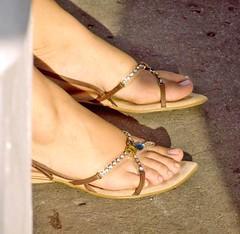 jewel (pucci.it) Tags: toe sandals jewel femalefeet