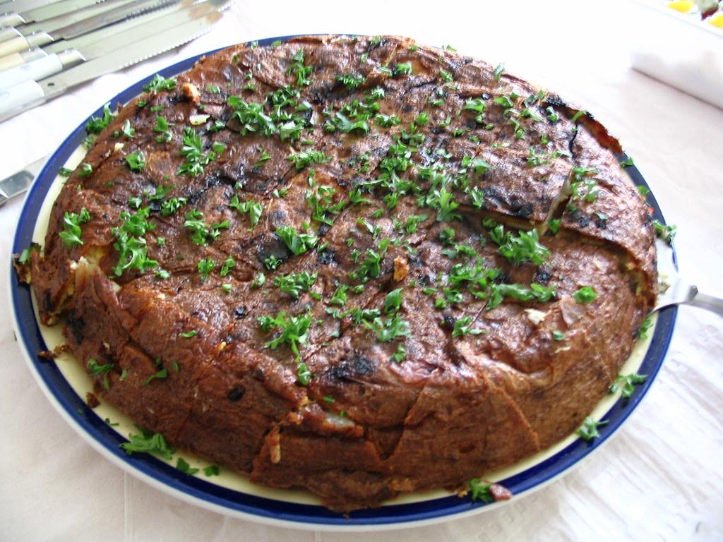 Spanish Tortilla I