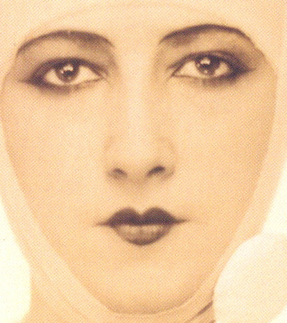 Baron Adolf de Meyer, Elizabeth Arden cosmetics ad, 1927
