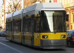 Tram in Berlin (ImageLink) Tags: berlin germany fantastic colorful europe top great tram transportation hi strasenbahn plim meanoftransport imagelink