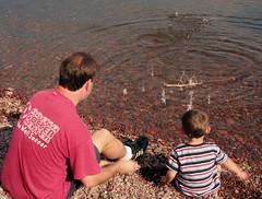 Making a splash (smollerus) Tags: anniversary 2006 duluth lawless