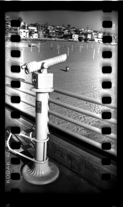 MB pier scope