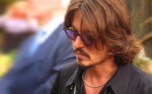 Johnny Depp en Alicia en el País de las Maravillas