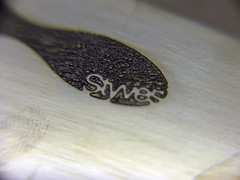 _MG_0673.JPG (philrenato) Tags: blue wedding etched white black cake photo etching cut steel knife powder cutting present laser commission etch coated stainless welded flocked fabricated waterjet styves stickney photoetching tyves