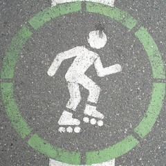 Yes rollerblades