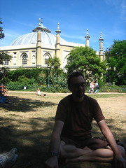 Andy and the Brighton Dome