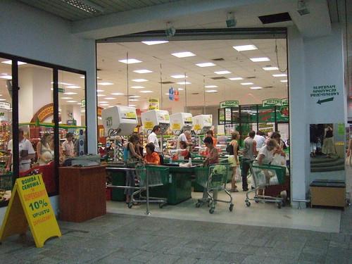 PL supermarket