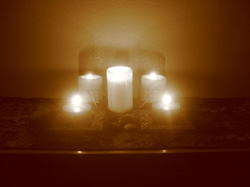 Candles, Candles Burning Bright