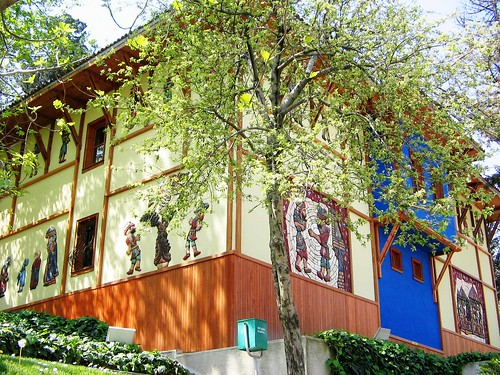 House of Karagoz and Hacivat-Bursa by istanbul_love.