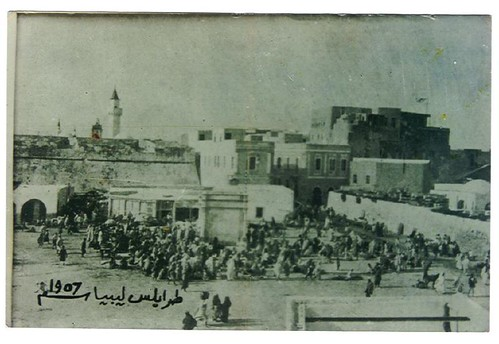 Tripoli 1907 by Libda's Gallery.