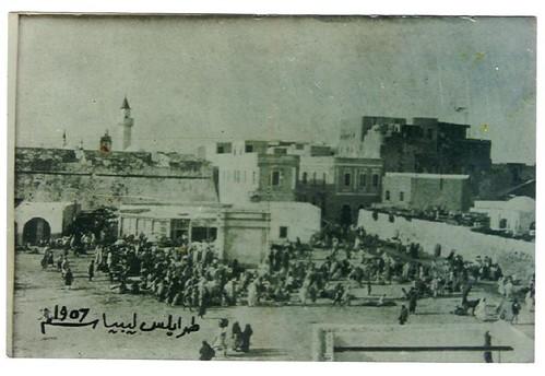 Tripoli 1907 by Libda's Gallery.