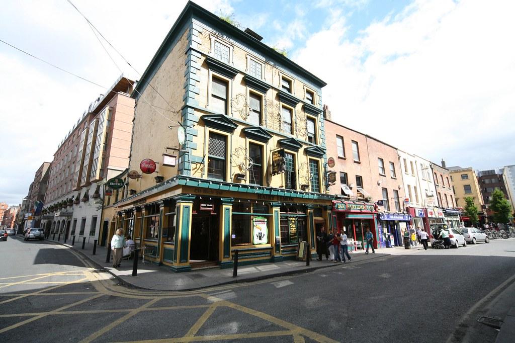 HAIRY LEMON - DUBLIN PUB