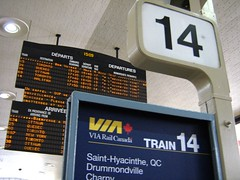 "departures @ bonaventure station / départs @ la gare bonaventure • <a style=""font-size:0.8em;"" href=""http://www.flickr.com/photos/70272381@N00/209675442/"" target=""_blank"">View on Flickr</a>"