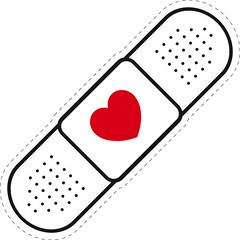 curar heridas de amor