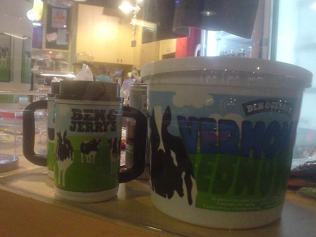 Ben & Jerrys merchandise