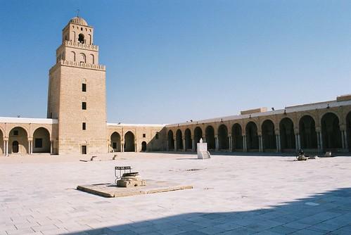 Mosque Uqba Mosque of Sidi-uqba(djamaa