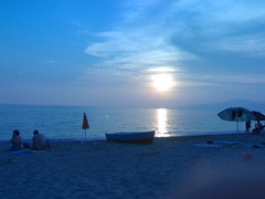 Cilento Sunset
