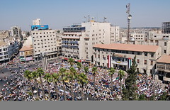 Demonstration in Homs