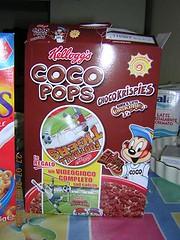 CocoPops (TRASHFOOD's photos) Tags: colazione kellogs cereali