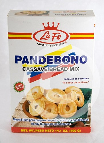 Colombian Breakfast -2: pan de bono - 1