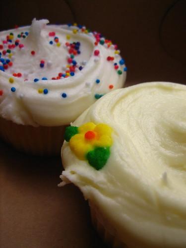 Magnolia Bakery NYC cupcake recipe