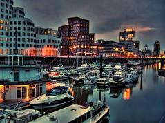 Hafen am Abend - by SusanneG