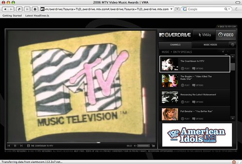 MTV Overdrive on Mac, finally | Flickr - Photo Sharing!