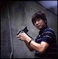 The World According to PUU:part 3 (TommyOshima) Tags: kodak flektogon puu e100vs exakta66 manualtiltshift