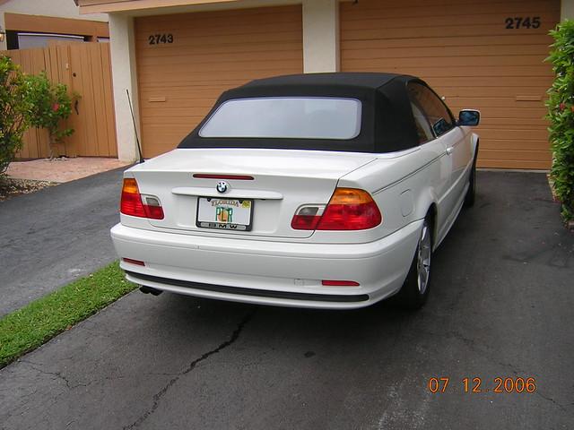 2000 bmw 323cic