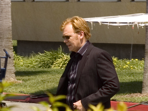 David Caruso as Horatio Cane in CSI: MIami by phillipsumner.