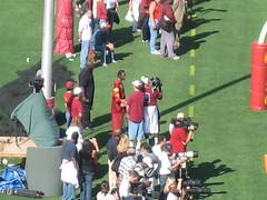 Snoop Dogg at USC