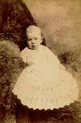 Unknown Child (~ Lone Wadi Archives ~) Tags: louisvillekentucky cabinetcard portrait lostphoto foundphoto mysterious unknown retro 1890s 19thcentury victorian