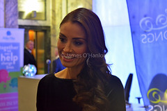 Melanie Sykes (James O'Hanlon) Tags: wongs liver building liverbuilding liverpool jewellers winter ball winterball barclays beth tweddle ray quinn celebrity event charity melanie sykes rayquinn bethtweddle
