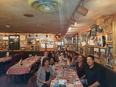 Tier 1 Event Management took to celebrating the holidays with a company dinner. We truly enjoy these great moments together as a team and what better way to celebrate than to eat and laugh! (tier1eventmanagement) Tags: tier 1 event management tier1eventmanagementcom sacramento ca reviews
