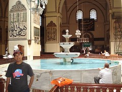 Fountain Di Dalam Great Mosque, Bursa, Turkey