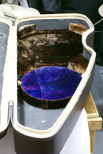 Calder classic susp covered